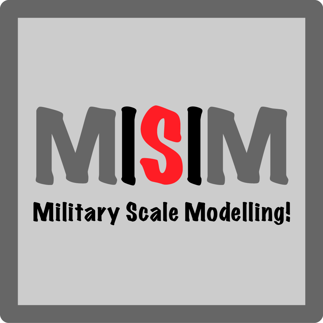 Logo Military Scale Modelling