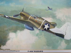 P-40M Warhawk (Hasegawa 08199)