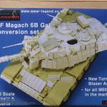 000 Box Legend Magach 6B Gal conversion LF1111 (By Boris Kamp)
