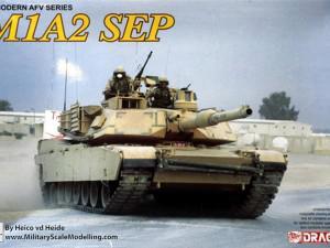 M1A2 SEP Abrams (Dragon 3536)