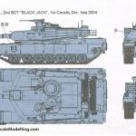 022 Instructions Paintschemes 2 135 M1A2 SEP Abrams Dragon 3536 (By Boris Kamp)