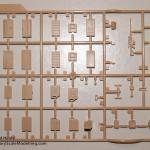 03Y sprue 1 Equipment set for modern US military vehicles Meng SPS 014 (By Boris Kamp)