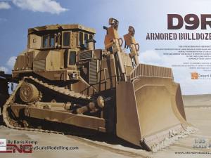 D9R Doobi Armored Bulldozer (Meng Model SS-002)
