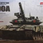 00 Boxart 135 T 90A MBT MENG Model TS 006 (By Boris Kamp)