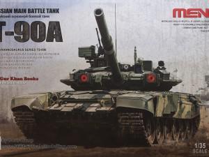 T-90A Russian MBT (Meng Model TS-006)
