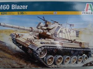 M60 Blazer (Italeri 6391)