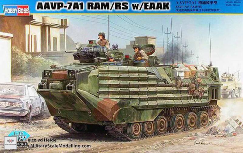 AAVP-7A1 Ram/RS with EAAK (HobbyBoss 82416)