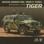 01 Instructions GAZ 233014 STS Russian armored vehicle Meng VS 003 (By Boris Kamp)