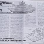 03 - Background info - (Tamiya M1A2 SEP Abrams TUSK II) review (By Boris Kamp)