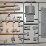 047 Sprue N 1 AAVP 7A1 RAMRS wEAAK HobbyBoss 82416  (By Boris Kamp)
