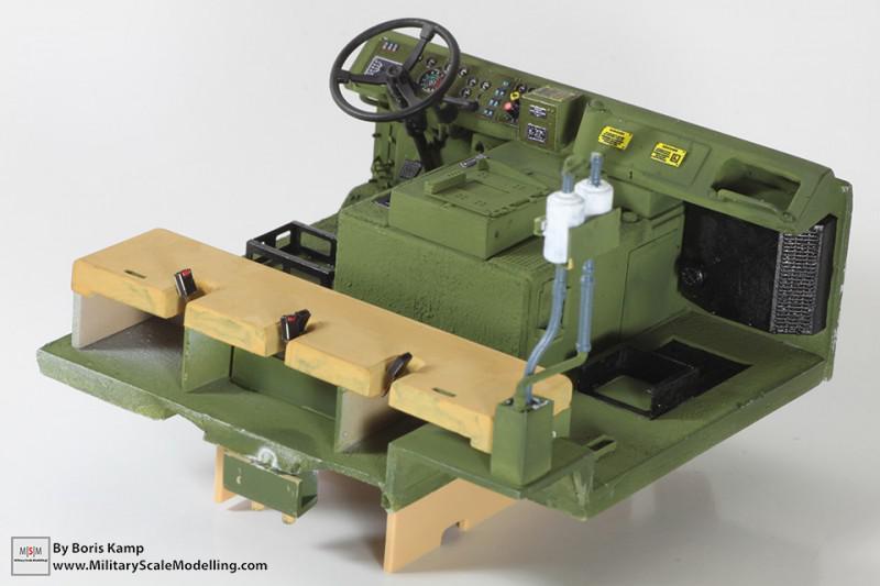 M1070 HET Interior Set (Real Model RMA 35239)
