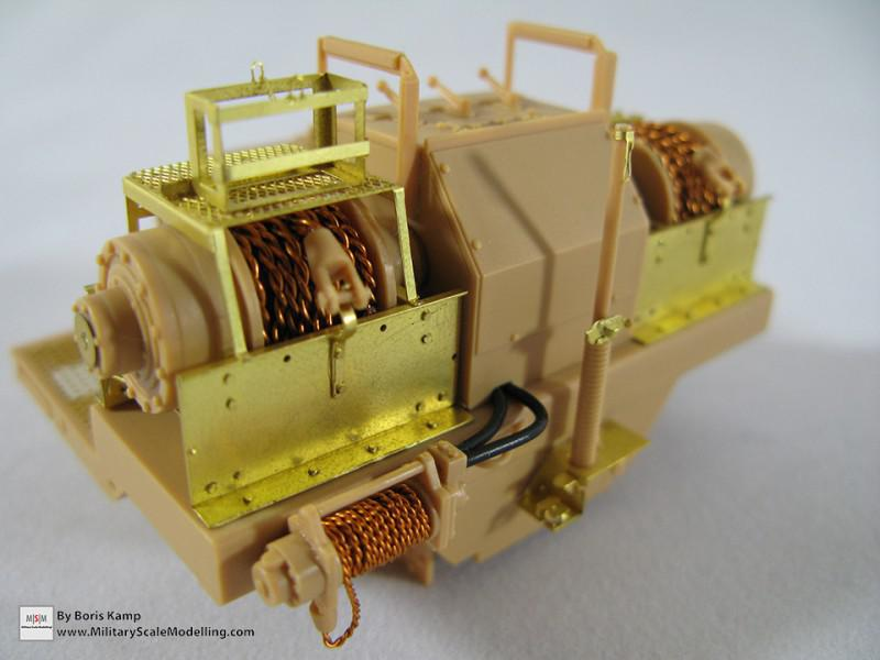 M1070 Truck Tractor PE set (ET Model E35-131)
