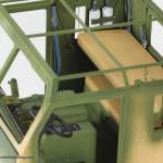 10 M0170 Cabin with Color PE RMA 35239 M1070 HET Interior Set (By Boris Kamp)