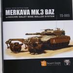 135 Merkava 3 Baz Meng TS 005 02 Instruction booklet (By Boris Kamp)