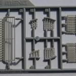 135 Merkava 3 Baz Meng TS 005 Sprue E (By Boris Kamp)