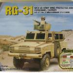 135 RG 31 Mk 3 Kinetic K61012 01 The Boxart (By Boris Kamp)