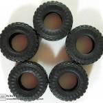 135 RG 31 Mk 3 Kinetic K61012 12 The rebber wheels (By Boris Kamp)