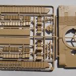 H sprue Tamiya M1A2 SEP Abrams TUSK II review (By Boris Kamp)