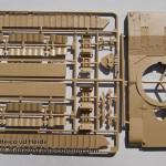 H-sprue - (Tamiya M1A2 SEP Abrams TUSK II) review (By Boris Kamp)