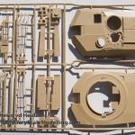 J-sprue - (Tamiya M1A2 SEP Abrams TUSK II) review (By Boris Kamp)