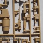 L-sprue detail - (Tamiya M1A2 SEP Abrams TUSK II) review (By Boris Kamp)