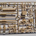 N sprue Tamiya M1A2 SEP Abrams TUSK II review (By Boris Kamp)