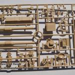 N-sprue - (Tamiya M1A2 SEP Abrams TUSK II) review (By Boris Kamp)