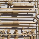 N sprue detail 1 Tamiya M1A2 SEP Abrams TUSK II review (By Boris Kamp)