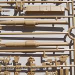 N-sprue detail 1 - (Tamiya M1A2 SEP Abrams TUSK II) review (By Boris Kamp)
