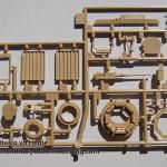 P-sprue - (Tamiya M1A2 SEP Abrams TUSK II) review (By Boris Kamp)