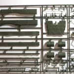 Sprue C 135 T 90A MBT MENG Model TS 006 (By Boris Kamp)