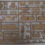 Sprue D 135 Tiran 5 Tamiya 35328 (By Boris Kamp)