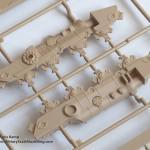 Sprue H Detail (1:35 D9R Armored Bulldozer Meng SS-002) (By Boris Kamp)