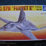 002 Boxart MIG 37B Ferret E Italeri162