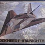 001 Boxart F 117A Nighthawk Tamiya 61059