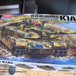 001 Boxart R O K  K1A1 MBT Academy 13215