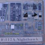 010 some additional PE F 117A Nighthawk Tamiya 61059
