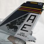 016 Finished F 14A Tomcat USS Academy 1659