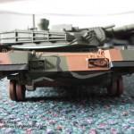 020 applied the camo pattern R O K  K1A1 MBT Academy 13215