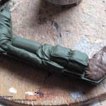 044 painting the rack R O K  K1A1 MBT Academy 13215