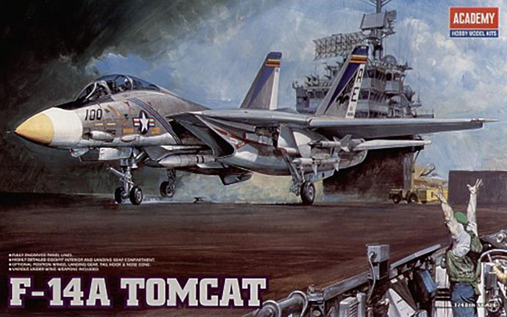 F-14A Tomcat (Academy 1659)