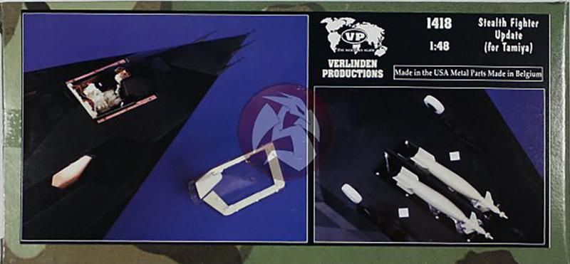 Stealth Fighter Update (Verlinden Productions 1418)