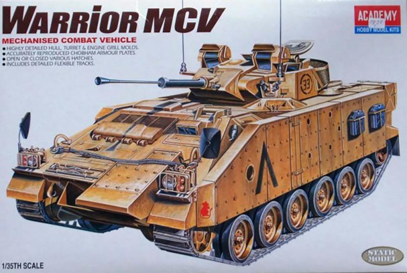 Warrior MCV (Academy 1365)