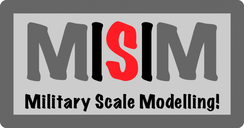 Logo-Military Scale Modelling (MSM)