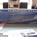 001 The Boxart JPG USS ESSEX CV9 In Progress Pictures