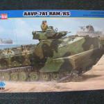 002 The boxart AAVP 7A1 RAM RS HobbyBoss 82415