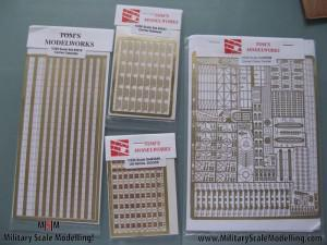 006 The Toms Modelworks PE Set JPG USS ESSEX CV9 In Progress Pictures