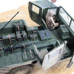 013 Finished M1025 Humvee Diorama Tamiya 35263