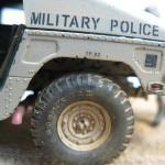 018 Finished M1025 Humvee Diorama Tamiya 35263