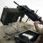 020 Finished M1025 Humvee Diorama Tamiya 35263